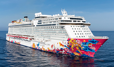 Genting Dream Cruise